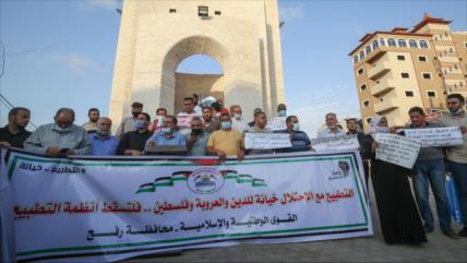Sudán se vende barato al enemigo sionista y a EEUU