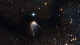 Telescopio Espacial Hubble de la NASA capta una cascada galáctica