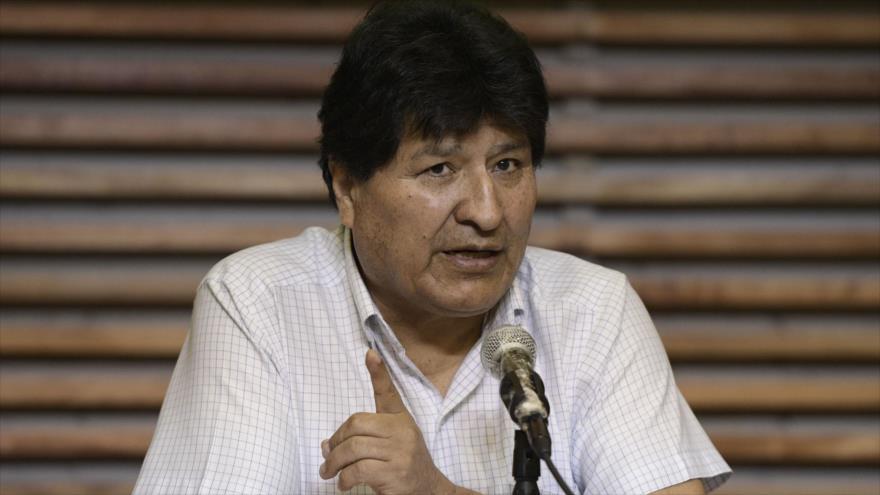 Morales pide liberación de todos los detenidos por 'fraude electoral' | HISPANTV