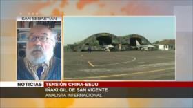 Gil de San Vicente: Política de China está fuera de lógica de EEUU