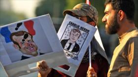 Coalición iraquí: Macron incita al odio con su postura islamófoba