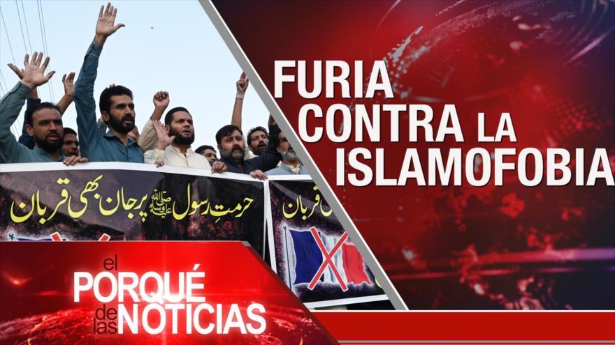 El Porqué de las Noticias: Furia contra la Islamofobia. Unidos contra el unilateralismo. Regreso de Morales a Bolivia