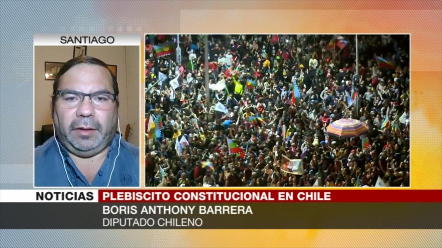 """""""Por 1.ª vez en la historia chilenos participan en Constitución"""""""