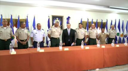 Critican a FFAA de Honduras por su respaldo a Hernández