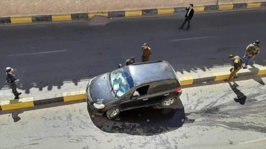 Hombres armados asesinan al ministro yemení de Deporte y Juventud, Hasan Zaid, en Saná (capital), 27 de octubre de 2020.