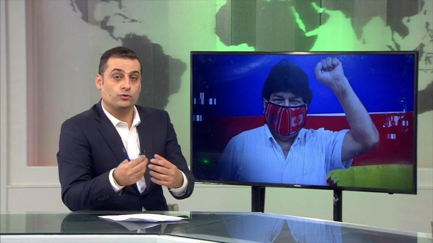 Buen día América Latina: Justicia de Bolivia anula proceso contra Evo Morales