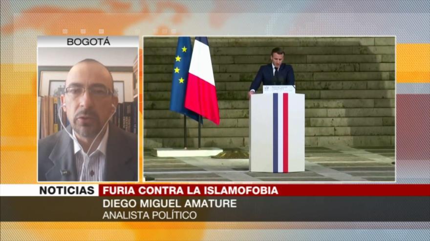 """""""Comunidades religiosas deben condenar islamofobia en Francia"""""""