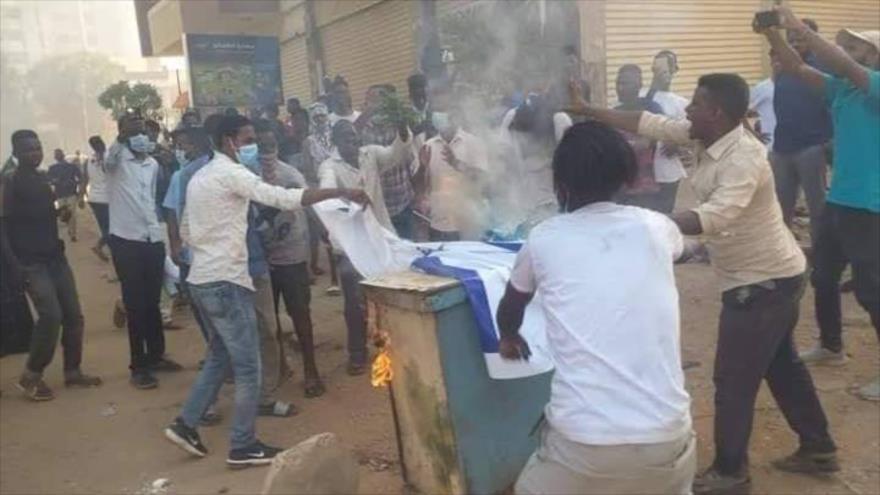 Normalización con Israel resultará en la pobreza del pueblo sudanés | HISPANTV