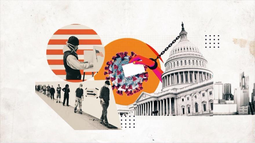 Elecciones de EEUU 2020: ¿Cómo afectará la pandemia de la COVID-19 a las elecciones del 3 de noviembre?