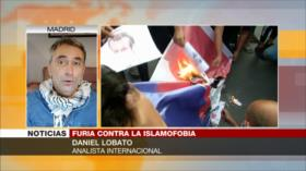 """Provocación islamófoba en Francia pretextando la """"libertad de expresión"""""""