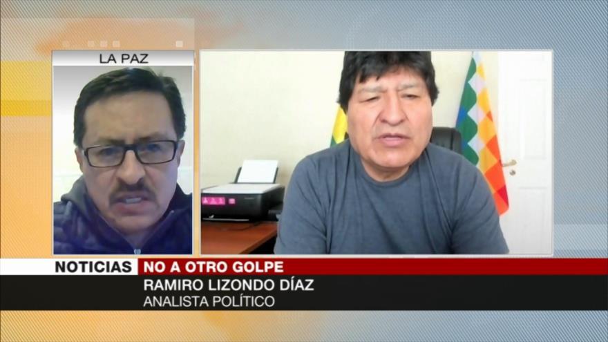 Díaz: La ultraderecha aún busca otro golpe de Estado en Bolivia