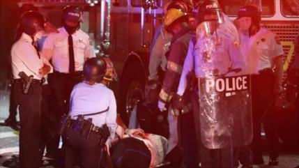 Guardia Nacional se despliega en Filadelfia tras violentas protestas
