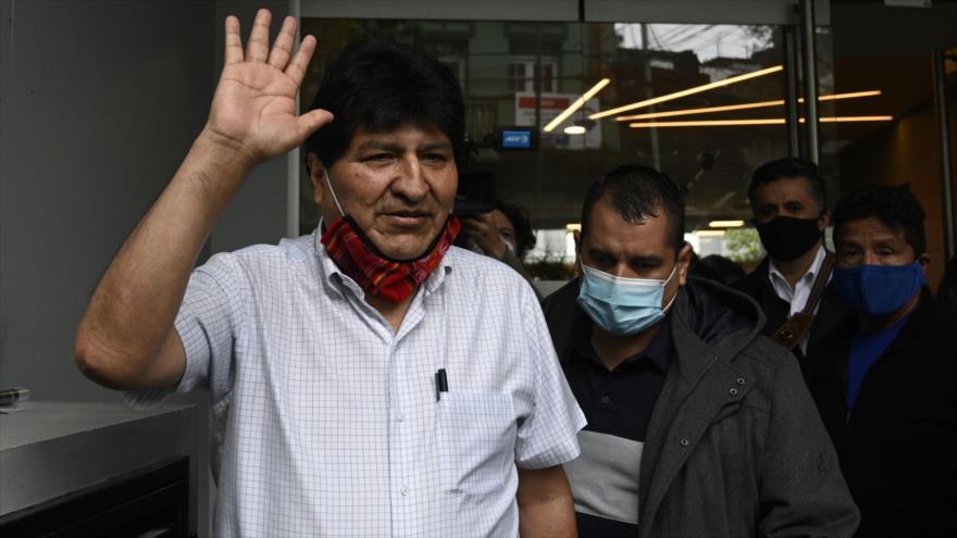 Anuncian la fecha del regreso de Evo Morales a Bolivia