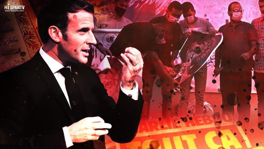 ¿Por qué Macron insultó al Profeta del Islam (P)? ¿Cuál es su plan? | HISPANTV