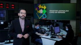Buen día América Latina: Opositor Leopoldo López en España