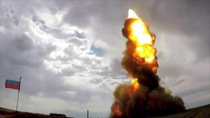 Rusia prueba con éxito un nuevo sistema de defensa antimisiles