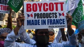 Líder bareiní pide boicot contra Francia por islamofobia de Macron