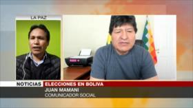 'Derecha boliviana busca destruir fiesta democrática del pueblo'