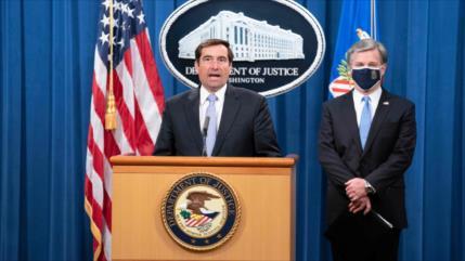 EEUU imputa a 8 personas por una operación encubierta de China