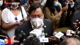 Discurso de Líder iraní. Racismo en EEUU. Democracia en Bolivia- Boletín: 21:30 - 28/10/2020