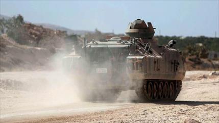 Erdogan amenaza con lanzar una nueva operación militar en Siria