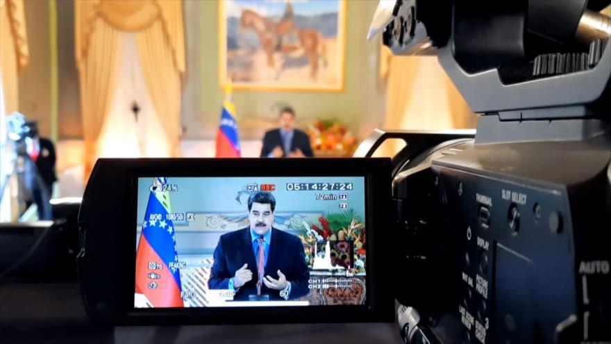 Nicolás Maduro resalta importancia de la relación con Irán
