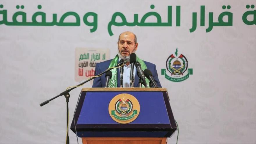 HAMAS: El tiempo llega a su fin, no toleramos más el asedio a Gaza | HISPANTV