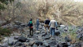 Encuentran restos de 59 personas en fosas de Guanajuato en México
