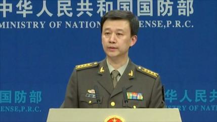 """China arremete contra Canadá por sus """"provocaciones"""" militares"""