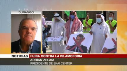 Zelaia: Élite occidental usa islamofobia para garantizar su poder