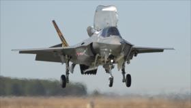 Casa Blanca anuncia su plan para venta de cazas F-35 de Emiratos