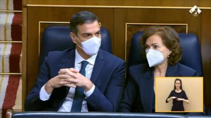 Congreso de España aprueba estado de alarma para frenar COVID-19