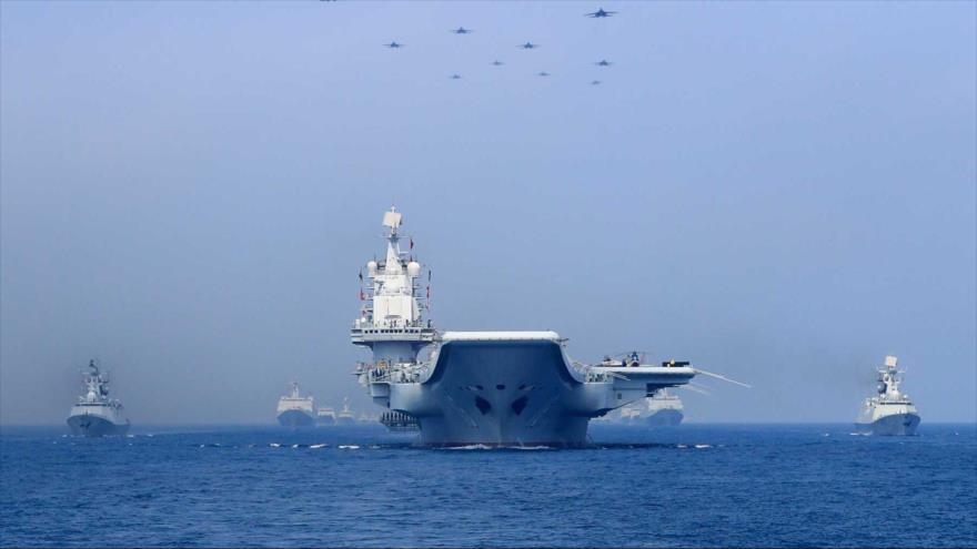 Con estos misiles y cazas, China aventaja a EEUU en Indo-Pacífico | HISPANTV