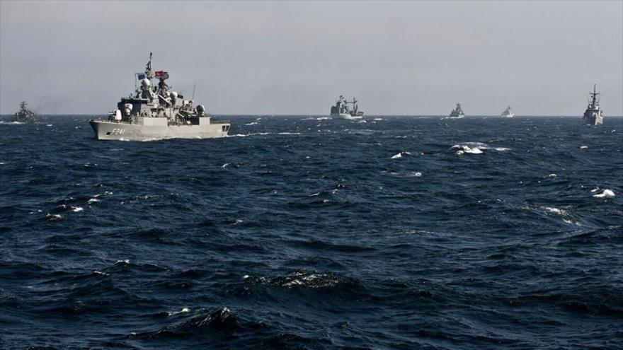Armada rusa rastrea buques de guerra de la OTAN en el mar Negro | HISPANTV