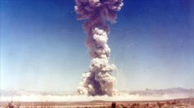 Pruebas nucleares de EEUU destruyen atmósfera superior de la Tierra