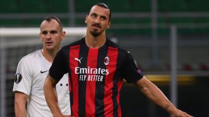 """Delantero del AC Milan: """"Tú no eres Zlatan, no desafíes al virus"""""""