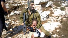 'Niños palestinos sufren tortura y abusos en cárceles israelíes'