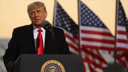 Trump ha consolidado la desigualdad y el unilateralismo en EEUU