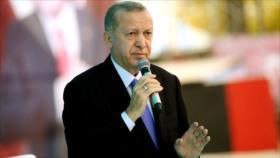 Erdogan: Europa, al borde del desastre por su fascismo religioso