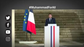Etiquetaje: Macron recibe fuertes críticas por su islamofobia