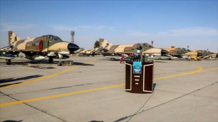 Fuerza Aérea de Irán calibrará sus capacidades en nuevas maniobras
