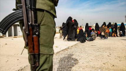 Aliados de EEUU expulsan a punta de pistola a sirios de Al-Hasaka