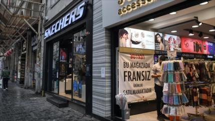 Más países islámicos se suman al boicot de productos franceses