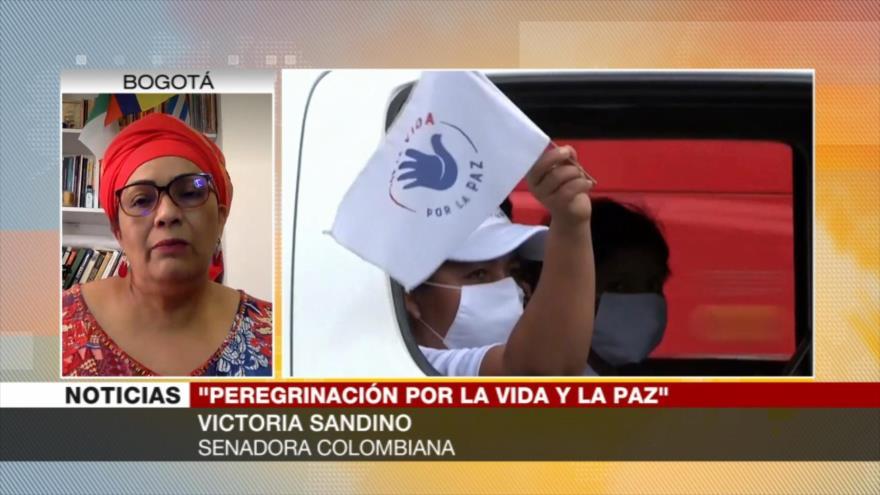 Victoria Sandino: A Iván Duque no le interesa el acuerdo de paz