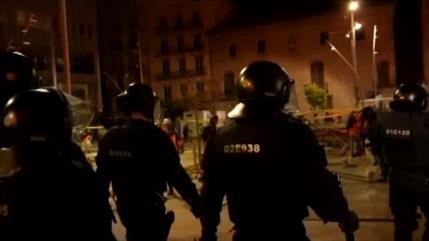 El Gobierno español acusa a la ultraderecha por disturbios en país
