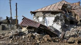 """""""Iniciativa de Irán puede poner fin al conflicto en Nagorno Karabaj"""""""