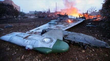 Azerbaiyán anuncia el derribo de un Su-25 de Armenia