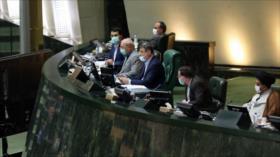 Irán aprueba una ley para obligar a EEUU a levantar las sanciones