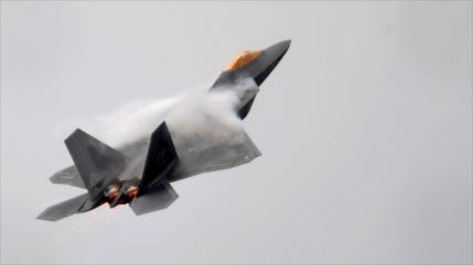 Informe: Trump da luz verde a venta de cazas F-22 Raptora Israel