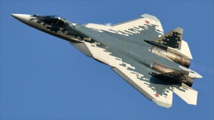 Ejército ruso recibirá en breve cazas de quinta generación Su-57